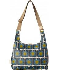 Orla Kiely 17SELBR044-4110-00 Ladies Love Birds Print Midi Sling Bag