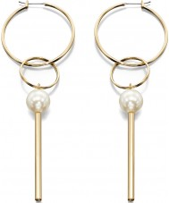 Fiorelli E5243 Ladies Sleek Statement Earrings