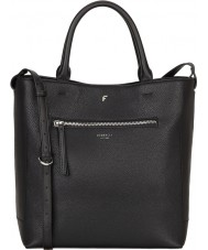 Fiorelli FH8653-BLACK Ladies Mckenzie Black Casual Tote Bag