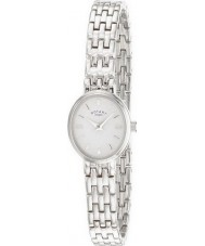 Rotary LB02083-02 Ladies Timepieces White Silver Watch
