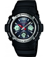 Casio AWG-M100-1AER Mens G-Shock Black Radio Controlled Solar Powered Sports Watch