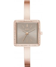 DKNY NY2559 Ladies Stonewall Rose Gold Steel Bracelet Watch