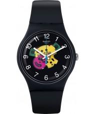 Swatch SUOB140 Patchwork Watch