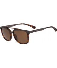 Calvin Klein Jeans Mens CKJ461S Dark Havana Sunglasses