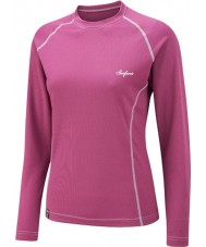 Surfanic SW124600-012-140 Girls Crew Violet Baselayer - 9-10 years