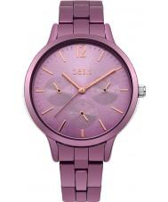 Oasis B1535 Ladies Pink Metal Bracelet Watch