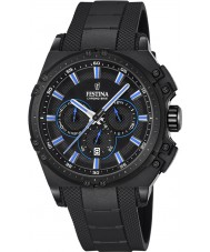 Festina F16971-2 Mens Chrono Bike Black Rubber Chronograph Watch