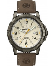 Timex Originals T49990 Mens Brown Expedition Rugged Field Watch