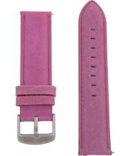 Charles Conrad CDA1006-15-L22 Pink Leather Strap