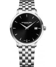 Raymond Weil 5488-ST-20001 Mens Toccata Silver Steel Bracelet Watch