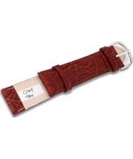 Krug Baümen CP49TanL Dark Tan Leather Replacement Ladies Principle Strap