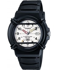 Casio HDA-600B-7BVEF Collection 10 Year Battery Black Resin Watch