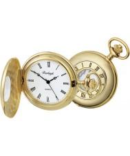 Burleigh GP-1232 Mens Pocket Watch