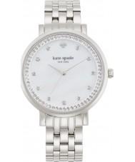 Kate Spade New York 1YRU0820 Ladies Monterey Silver Tone Steel Bracelet Watch