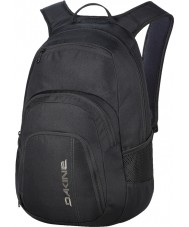 Dakine 8130056-BLACK-OS Black Campus Backpack 25L