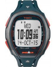 Timex TW5M09700 Ironman Blue Resin Strap Watch