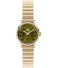 Orla Kiely OK4014 Ladies Frankie Hamilton Gold Plated Watch