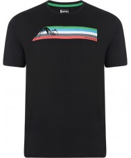 Dare2b Mens Multiband Black T-Shirt