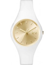 Ice-Watch 001395 Ladies Ice-Chic White Silicone Strap Small Watch