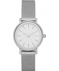 Skagen SKW2441 Ladies Hald Silver Steel Mesh Bracelet Watch