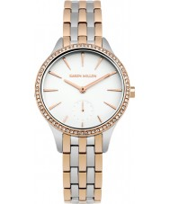 Karen Millen KM112SRGMA Ladies Two Tone Steel Bracelet Watch