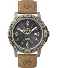 Timex Originals T49991 Mens Brown Expedition Rugged Field Watch