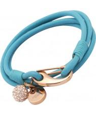 Unique B153TR-19cm Ladies Bracelet