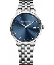 Raymond Weil 5488-ST-50001 Mens Toccata Silver Steel Bracelet Watch