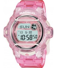Casio BG-169R-4ER Ladies Baby-G Pink Digital Watch
