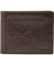 Fossil ML3899200 Mens Neel Wallet