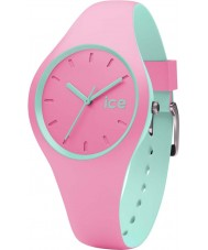 Ice-Watch 001493 Ice Duo Pink Silicone Strap Watch