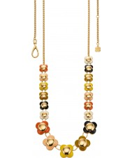 Orla Kiely N4021 Ladies Daisy Necklace