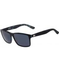 Lacoste Mens L705S Blue Camouflage Sunglasses