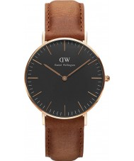 Daniel Wellington DW00100138 Classic Black Durham 36mm Watch