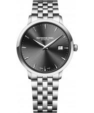 Raymond Weil 5488-ST-60001 Mens Toccata Silver Steel Bracelet Watch