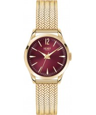 Henry London HL25-M-0058 Ladies Holborn Gold Plated Bracelet Watch