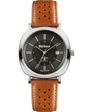 Barbour BB018SLTN Mens Beacon Brown Leather Strap Watch