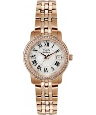 Rotary LB90093-41 Ladies Les Originales Rose Gold Plated Bracelet Watch