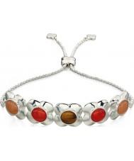Orla Kiely B4851 Ladies Sterling Silver Bracelet