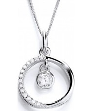 Purity 925 PUR1516P Ladies Necklace