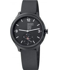 Mondaine MH1-B2S20-RB Helvetica No 1 Smart Watch
