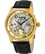 Stuhrling Original 393-333531 Mens Legacy Winchester Skeleton Watch