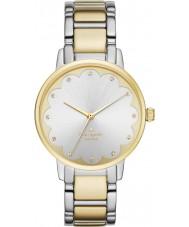 Kate Spade New York KSW1045 Ladies Gramercy Two Tone Steel Bracelet Watch