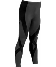 CWX 240809-001-S Mens Pro Black Tights - Size S