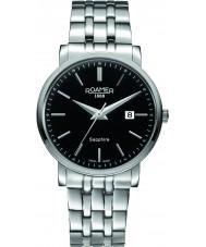 Roamer 709856-41-55-70 Mens Classic Line Silver Steel Watch