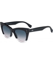 Fendi Ladies FF 0238-S 3H2 JP Sunglasses