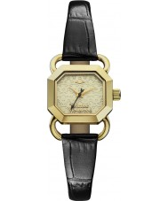 Vivienne Westwood VV085GDBK Ladies Ravenscroft Watch
