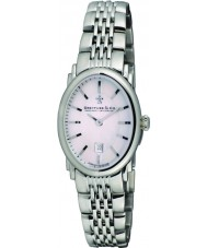 Dreyfuss and Co DLB00044-06 Ladies 1924 Silver Watch