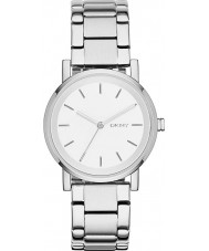 DKNY NY2342 Ladies Soho Silver Watch