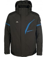Trespass Mens Raymon Black Jacket